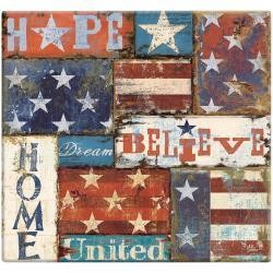 MBI MBI 12x12 album American patch