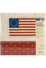 MBI 12x12 post album Americana
