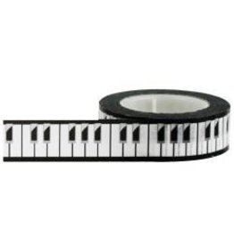 LittleB LB washi tape piano keys