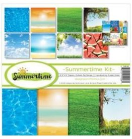 Reminisce RM 12x12 summertime