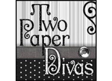 Two paper divas
