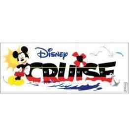 EK Success disney sticker cruise