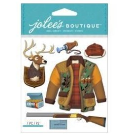 EK Success Hunting sticker jolee
