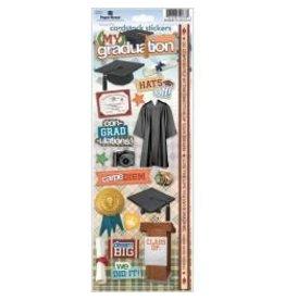 Paper House PH sticker my graduation