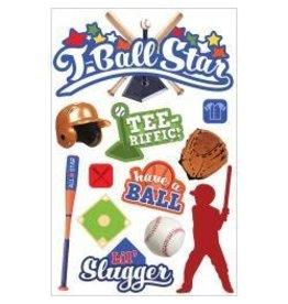 Paper House PH 3d t-ball star