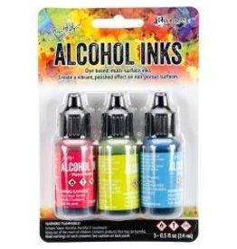 Ranger TH alcohol ink dockside