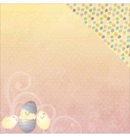 Moxxie 12MX hoppy Easter chickadee