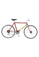 EK Success EK stickers red bicycle