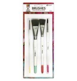 Ranger Dina Wakley Brushes