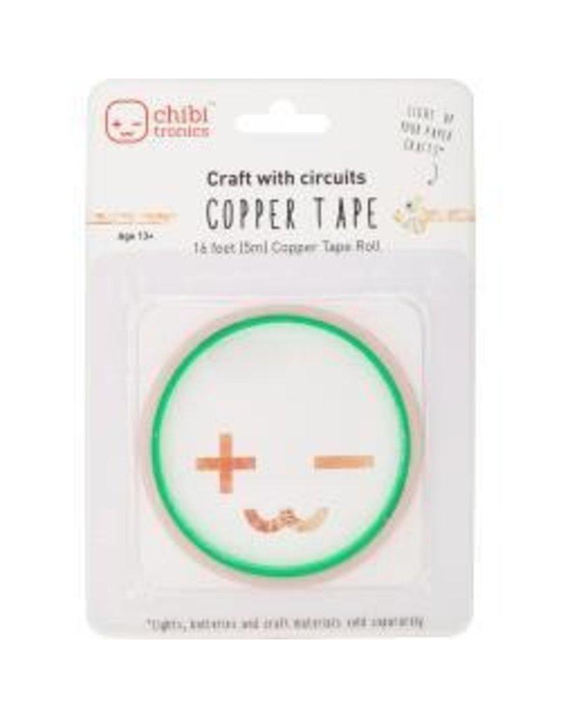 Chibitronics CHIBI copper tape