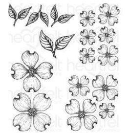 Heartfelt Creation HC stamp Flowering dogwood