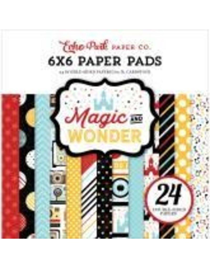 Echo Park EP 6x6 magic and wonder