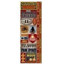 Reminisce RM sticker country music