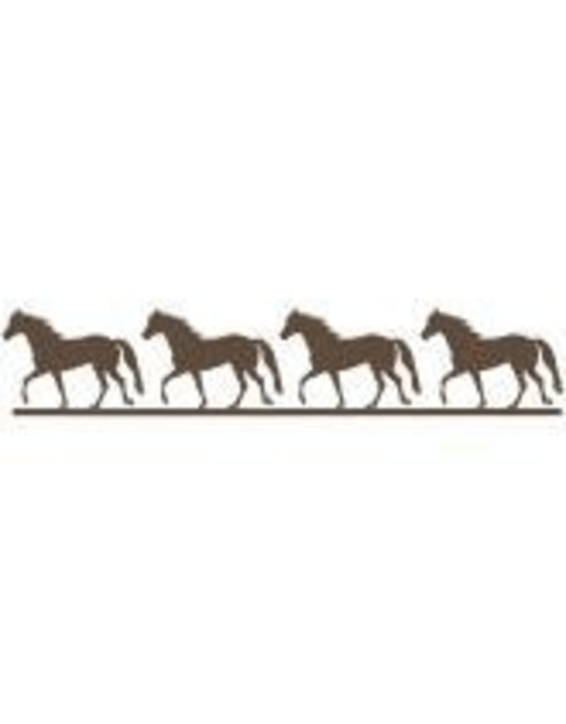 Scrapbook Studios SS horses border
