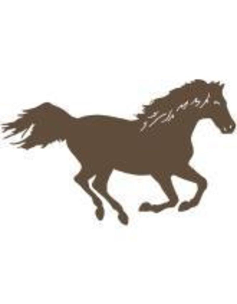Scrapbook Studios SS laser diecut horse
