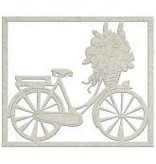 FabScraps FS chipboard bicycle