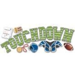 EK Success EK sticker touchdown
