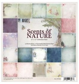 Paper Craft 49 market 12x12 Scents of nature
