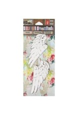 7 Gypsies 7G sticker angel wings