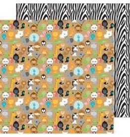 Doodlebug 12DB zoo friends