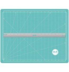 """WeR WeR cutting mat and ruler 18x14"""""""