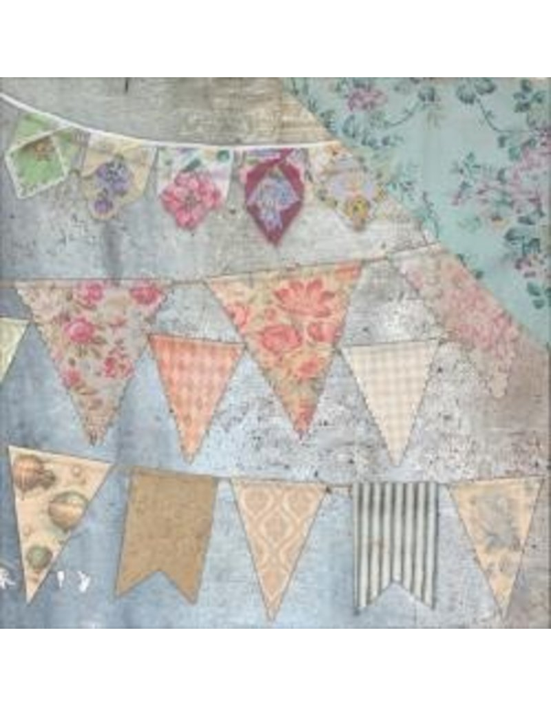 7 Gypsies 12 7G vintage bunting