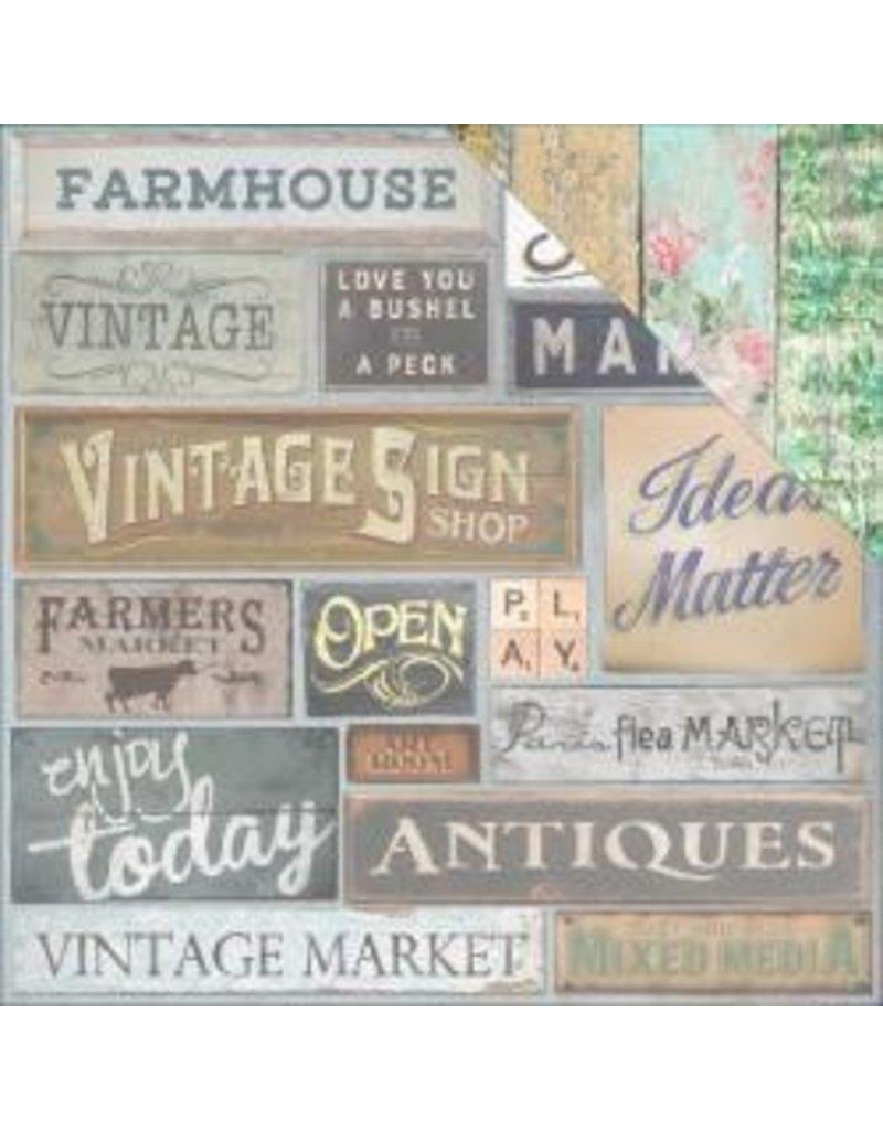 7 Gypsies 12 7G market sign