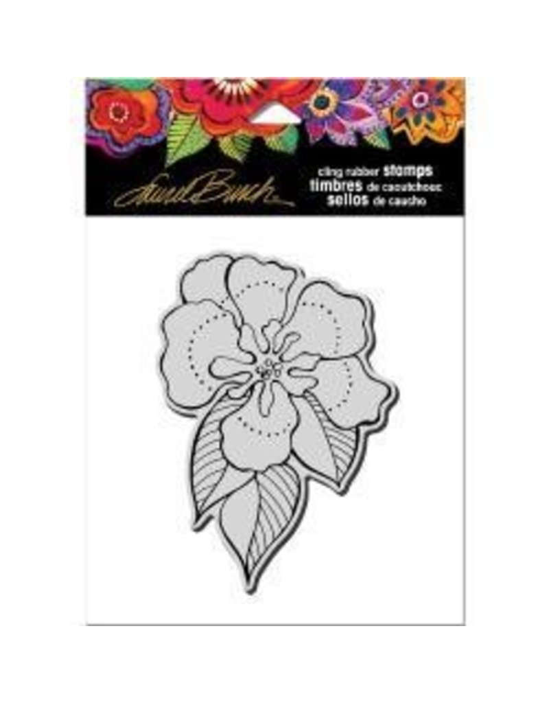 Stampendous SPD stamp flora