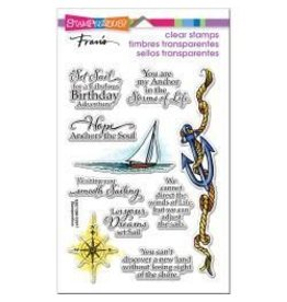 Stampendous SPD stamp nautical anchor