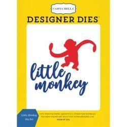 Carta Bella CB die little monkey