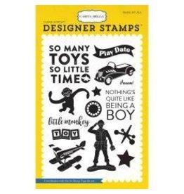 Carta Bella CB stamp toy box