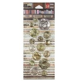 7 Gypsies 7G stickers coins