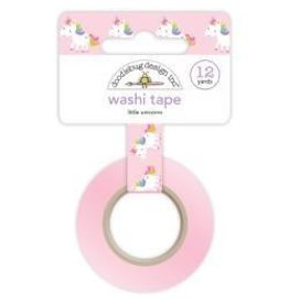 Doodlebug DB washi tape little unicorns