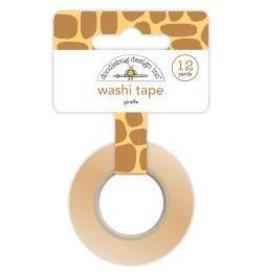 Doodlebug DB washi tape giraffe