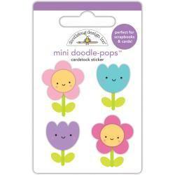 Doodlebug DB fairy tales pops flower freinds
