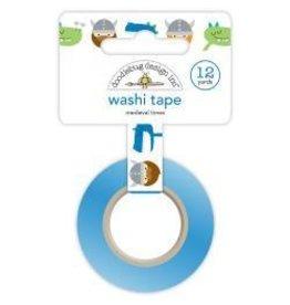 Doodlebug DB washi tape medieval times