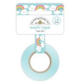 Doodlebug DB washi tape happy skies