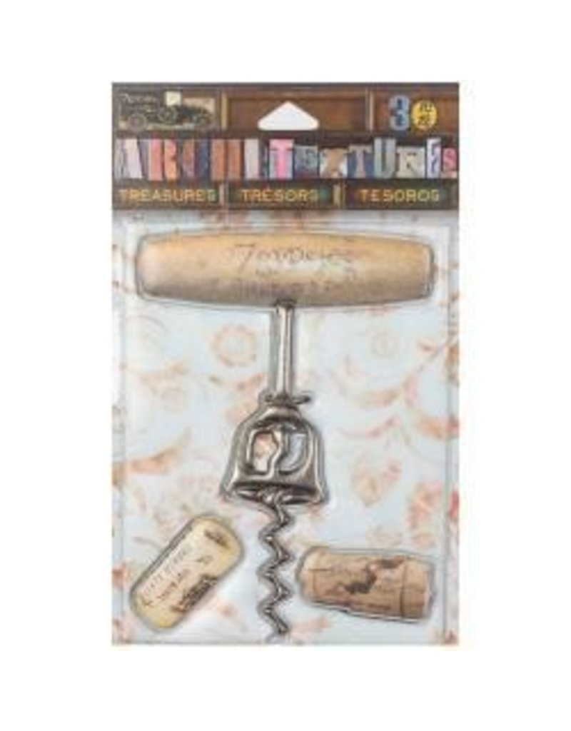 7 Gypsies 7G sticker corkscrew