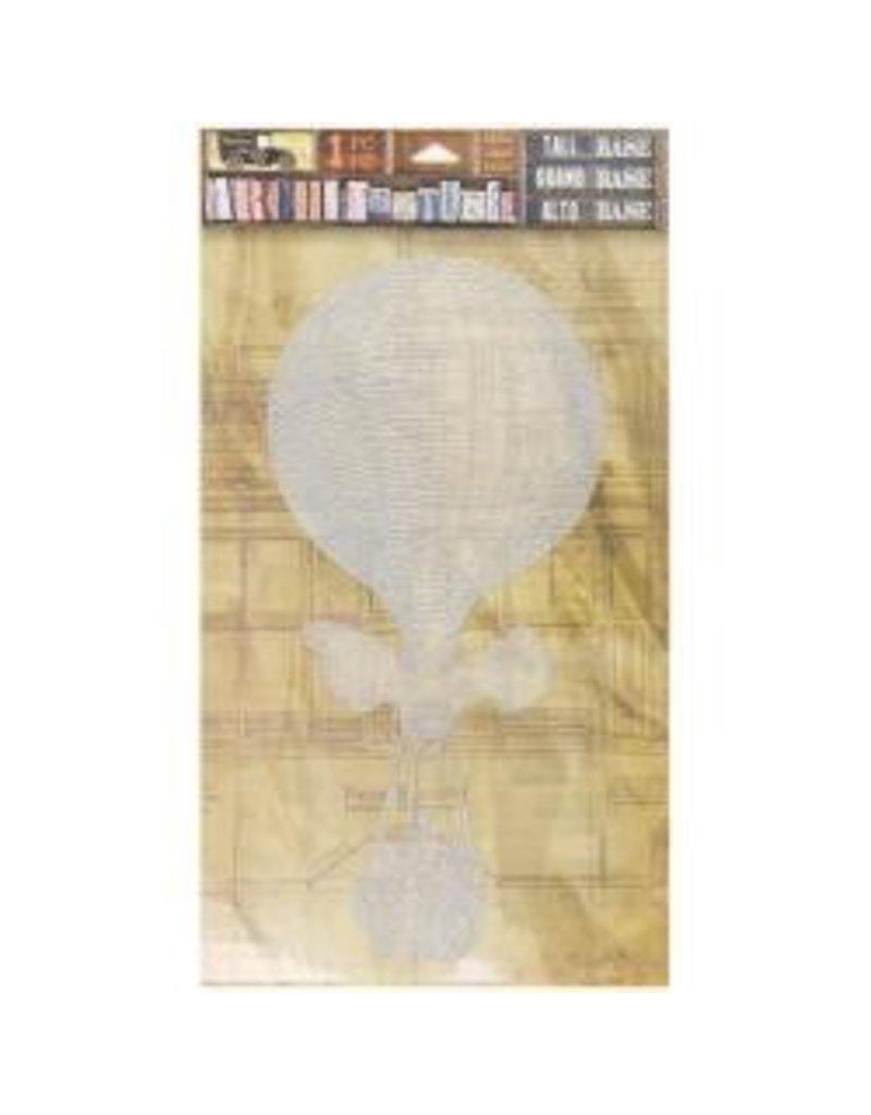 7 Gypsies 7G sticker hot air balloon