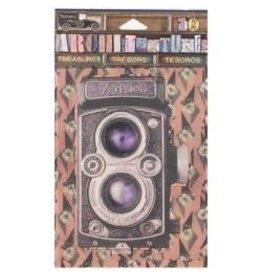 7 Gypsies 7G sticker camera