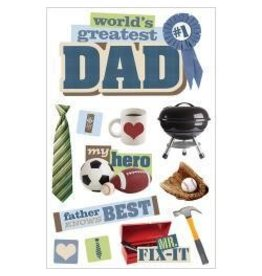 Paper House PH 3D greatest Dad