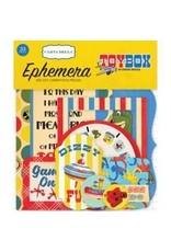 Carta Bella CB toy box ephemera