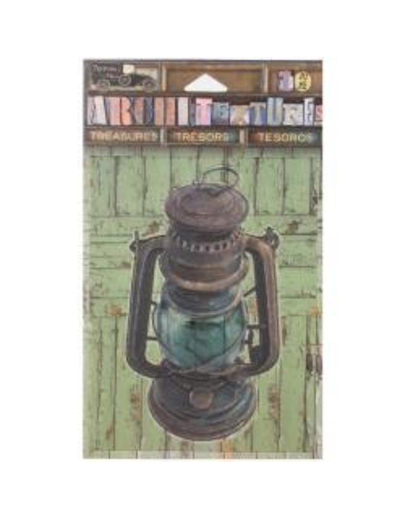 7 Gypsies 7G old lantern