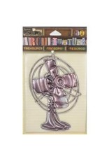 7 Gypsies 7G sticker metal fan
