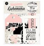 Echo Park EP wedding bliss ephemera