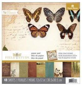 Paper House PH field study foil