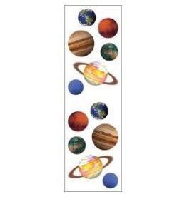 Mrs. Grossman's MG stickers planets