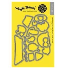Waffle Flower WF die stay cool