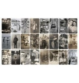 Tim Holtz TH found relatives occasions cards