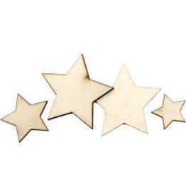Lara's Crafts LC wood stars